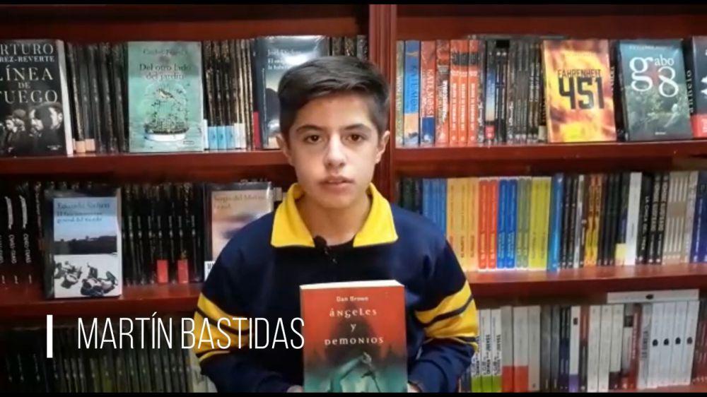 Mi libro preferido: Ángeles y demonios
